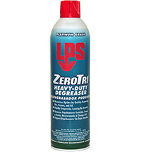 ZeroTri Heavy-Duty Degreaser Обезжириватель спрей для тяжёлых условий эксплуатации