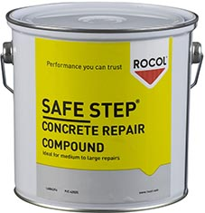 Safe Step Concrete Repair Compound Компаунд восстанавливающий для бетона