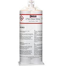 Devcon 2 Ton Clear Epoxy