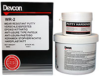 Wear Resistant Putty WR-2 (Devcon WR-2)